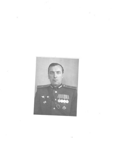Синайский Сергей Владимирович