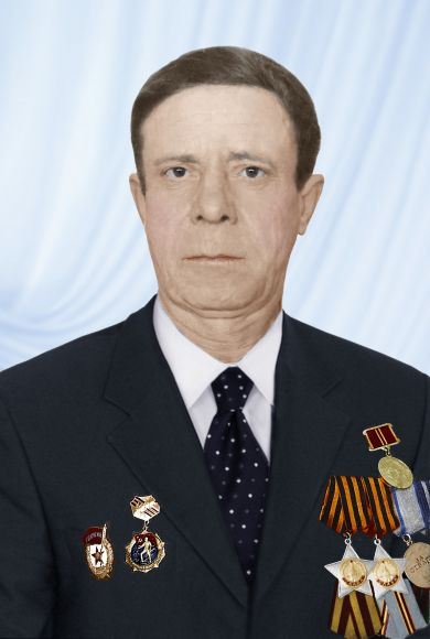 Мосейкин Григорий Митрофанович