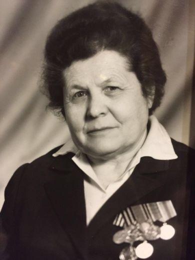 Орлова Ольга Андреевна