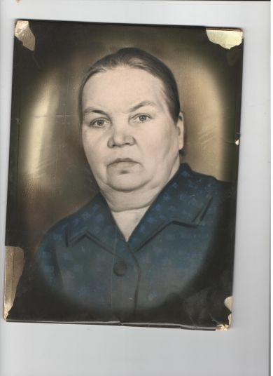 Блохина Ксения Парфеновна