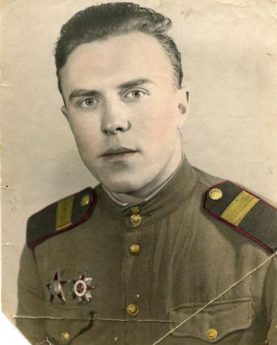 Соков Виктор Михайлович
