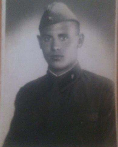 Агафонов Иван