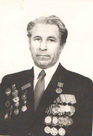 Аблаутов Иван Николаевич