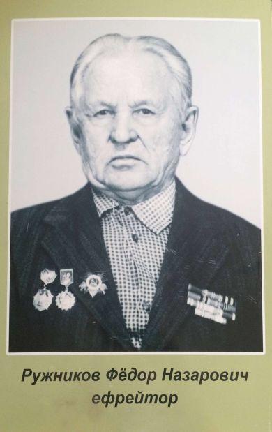 Ружников Федор Назарович