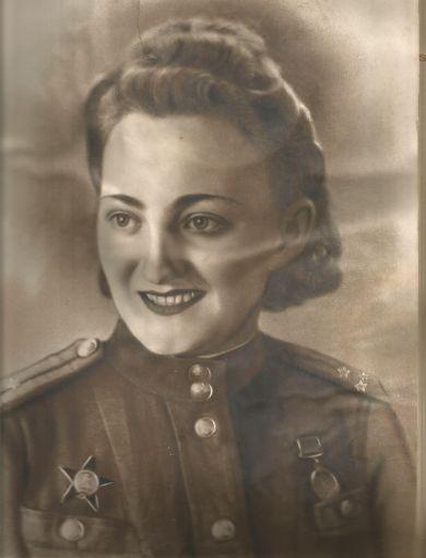 Литвинова Евгения Михайловна