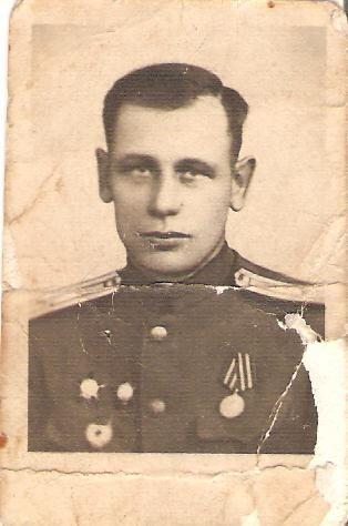 Лебедев Михаил Гаврилович