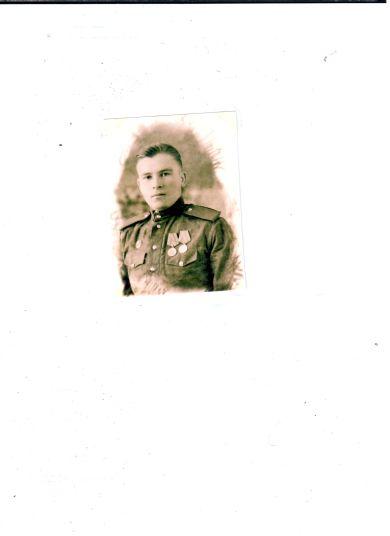 Кудряшов Александр Михайлович