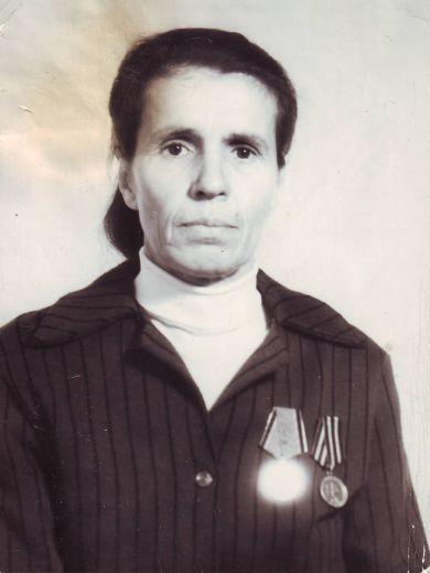 Хмелинская Клавдия Георгиевна