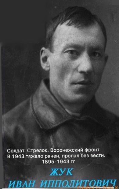 Жук Иван Ипполитович
