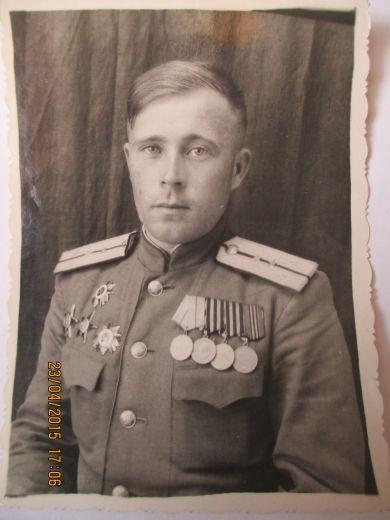Зарубин Захар Павлович
