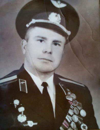Серебряный Алексей Федосович