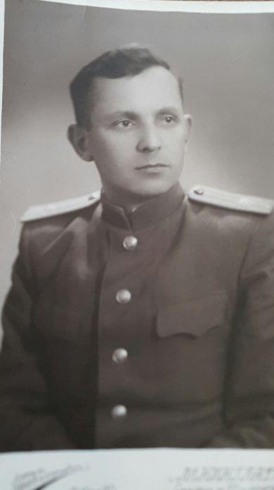 Загудаев Афанасий Михайлович