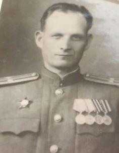 Вавилов Павел Михайлович