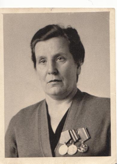 Гольева Лидия Иосифовна