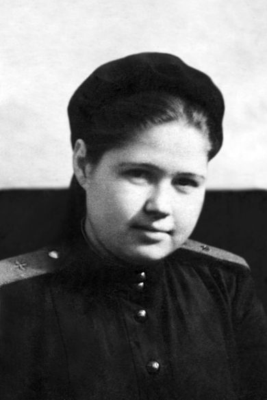 Лазарева (Щетинина) Нина Ивановна