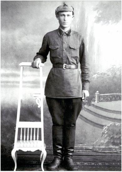 Апанасенко Павел Феоктистович