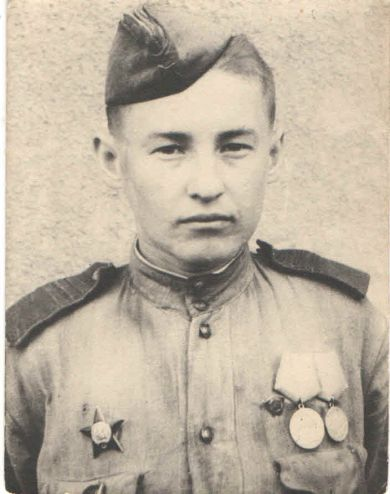 Семяшкин Мефодий Кириллович