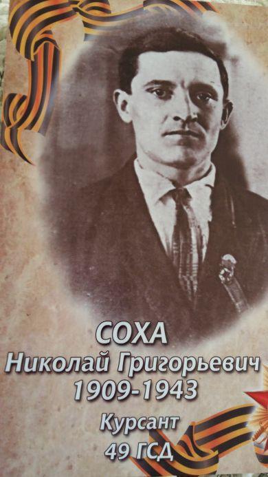 Соха Николай Григорьевич