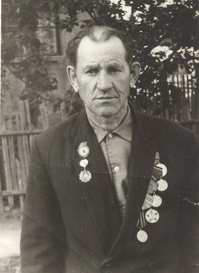 Овечкин Николай Степанович