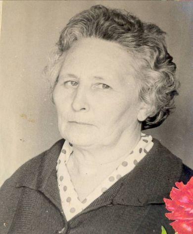 Свиридова  Ирина  Парфеньевна