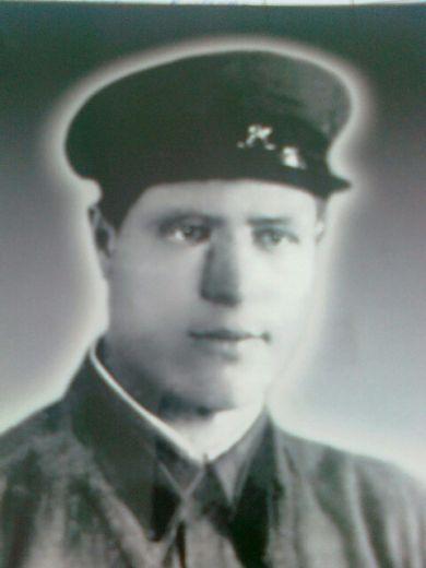 Попов Никит Егорович