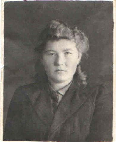 Кокшарова Анастасия Гавриловна