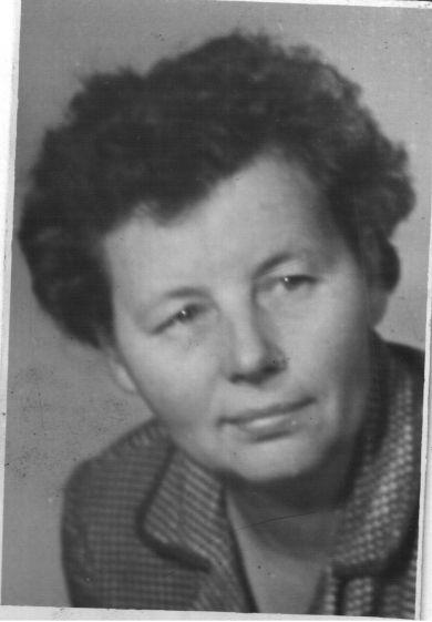 Чугунова Нина Петровна
