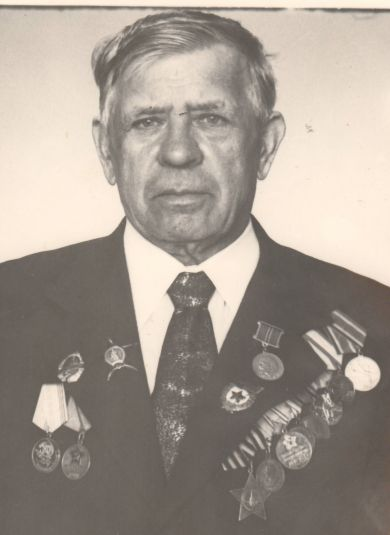 Жевага Николай Павлович