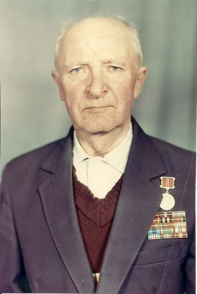 Исаченков Александр Евдокимович