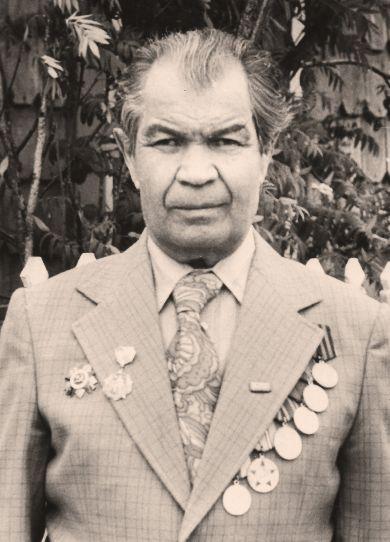 Каскин Иван Николаевич