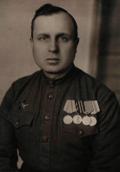 Вискребцев Амос Федорович