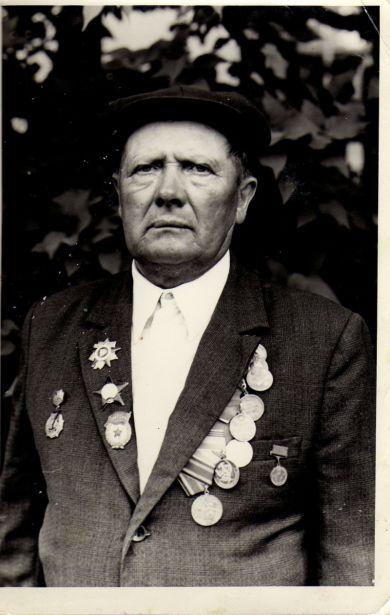 Нетеса Николай Николаевич (1920 - 2004)