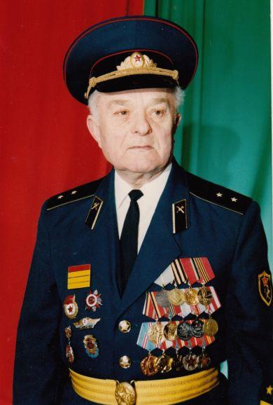 Данченко Степан Акимович