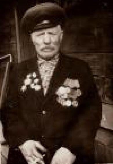 Журкин Кузьма Степанович