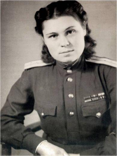 Духовенко Елизавета Николаевна