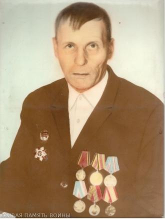 Степанов Михаил Пантелеевич