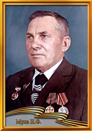 Муха Николай Федосеевич