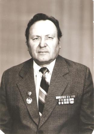 Сычёв Александр Пантелеевич