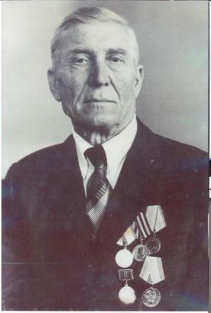 Мельников Антон Иванович