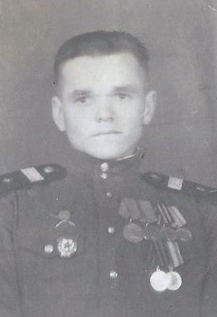 Быков Василий Степанович