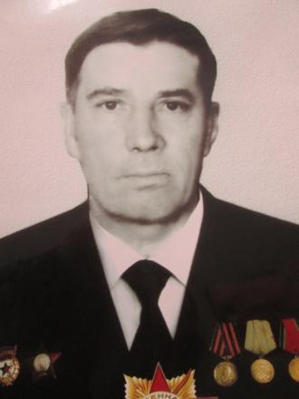 Клюев Николай Павлович