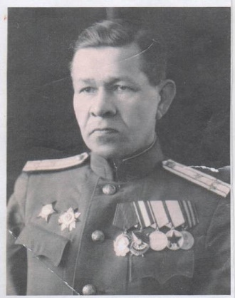 Третьяков Тихон Иванович