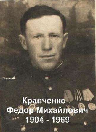 Кравченко Фёдор Михайлович