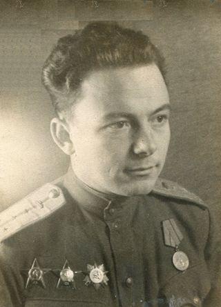 Казачинский Михаил Данилович
