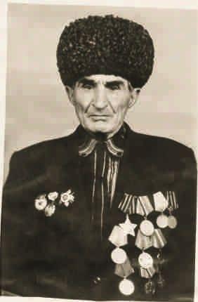 Гедгафов Каншобий Хасетович
