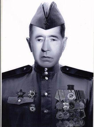 Черкасов Сергей Тихонович