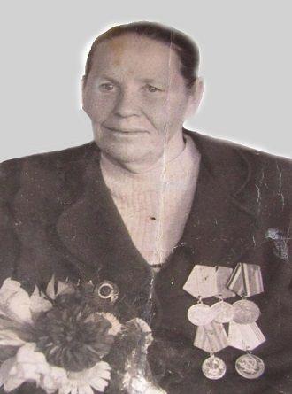 Никулаева (Сусликова) Александра Степановна