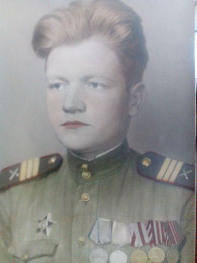Коржуев Сергей Николаевич