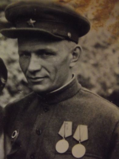 Попов Иван Никифорович