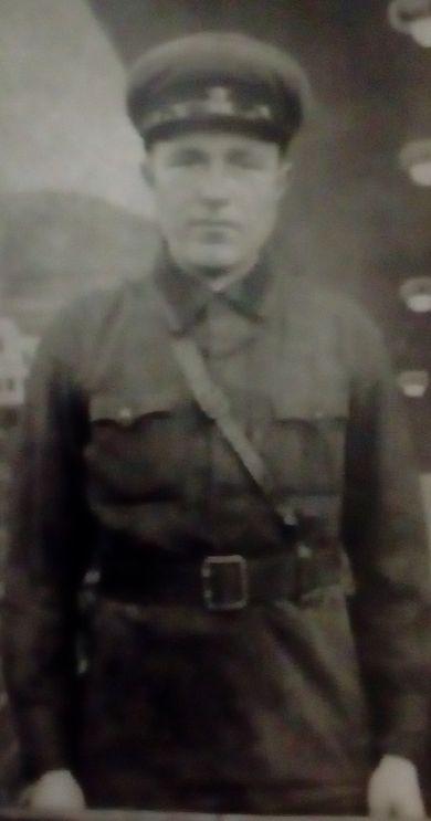 Исаков Сергей Филиппович